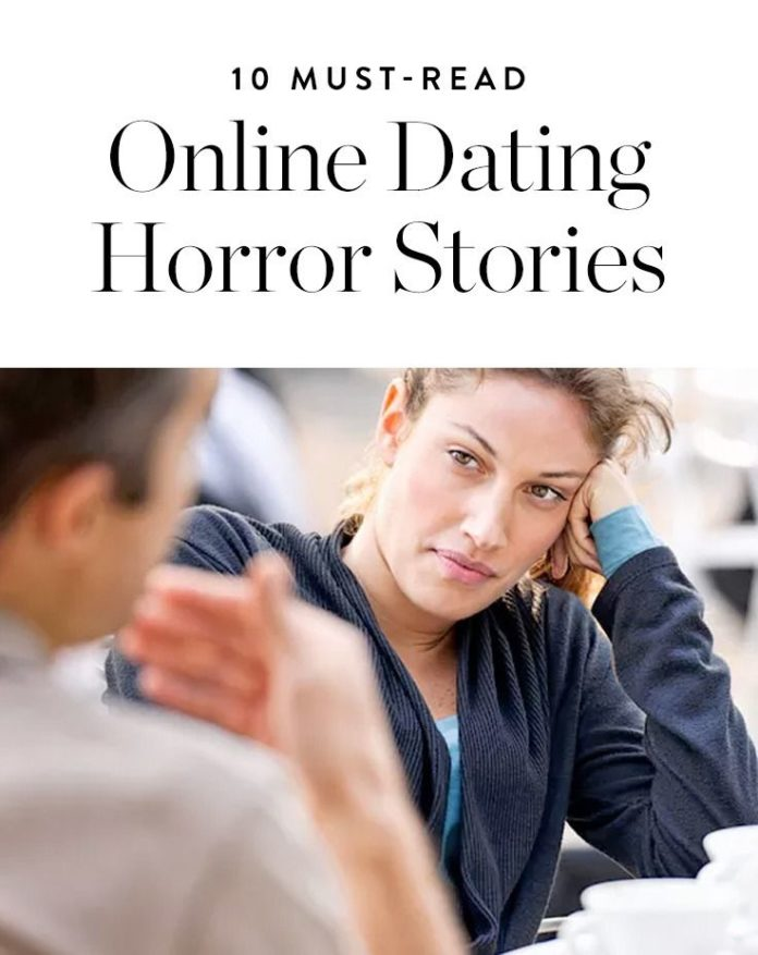 Weirdest online dating stories