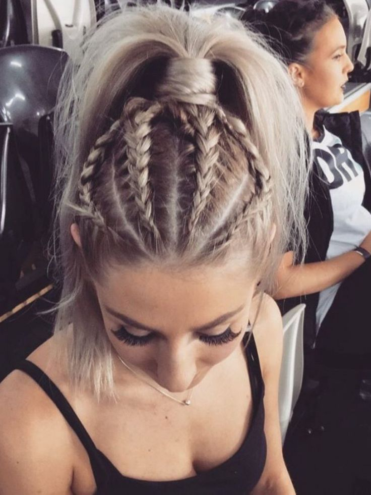 Hair Styles Ideas : Trending braids and hairstyles from Pinterest ...