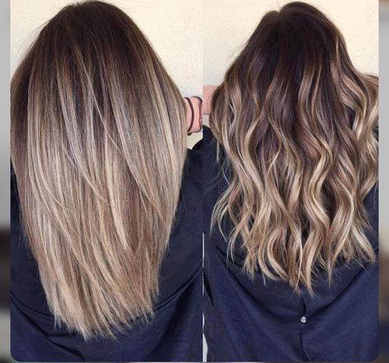 Hair Styles Ideas Dark Brown For The Under Layer Medium Browns