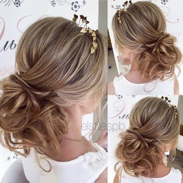 Wedding Hairstyles Half Updo Braids Chongos Updo Wedding