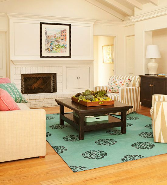 Living room decor giving your rug a deep clean is for Room decor list