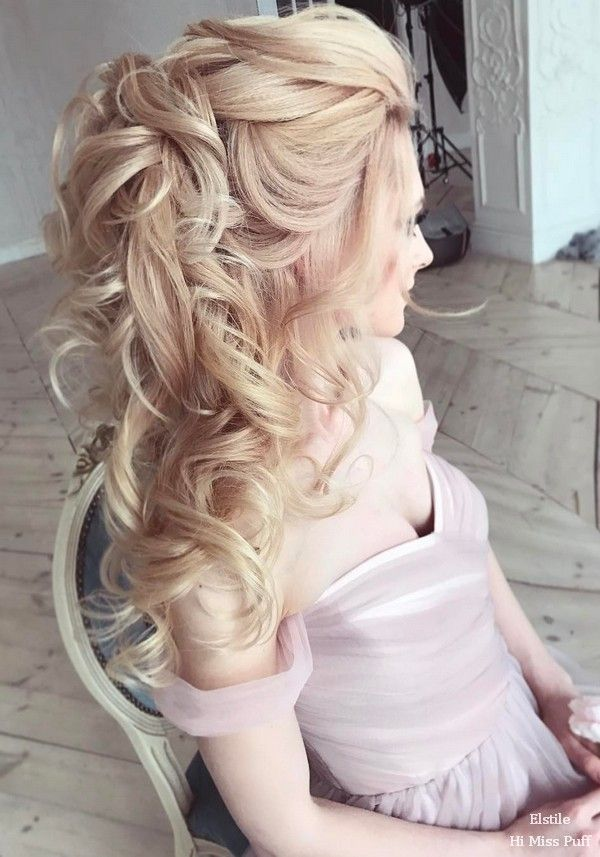 Wedding Hairstyles 100 Wow Worthy Long Wedding Hairstyles From