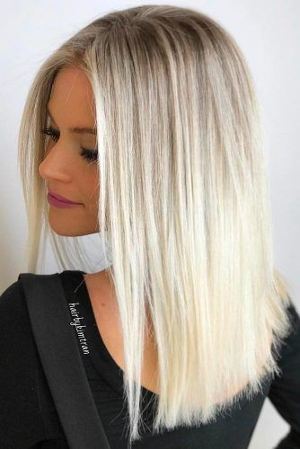 Hair Styles Ideas 15 Sexy Shoulder Length Haircuts For 2017 Summer