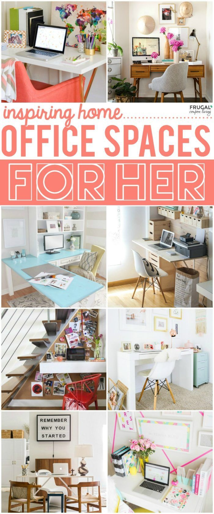 Best Ideas For Diy Crafts : Inspiring Home Office Decor Ideas for