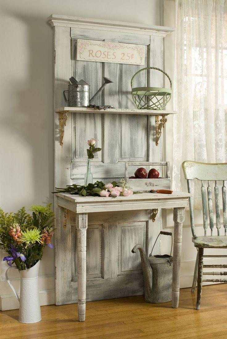 27 Amazing Old Doors and Windows Decor Ideas | Home Design Ideas ...