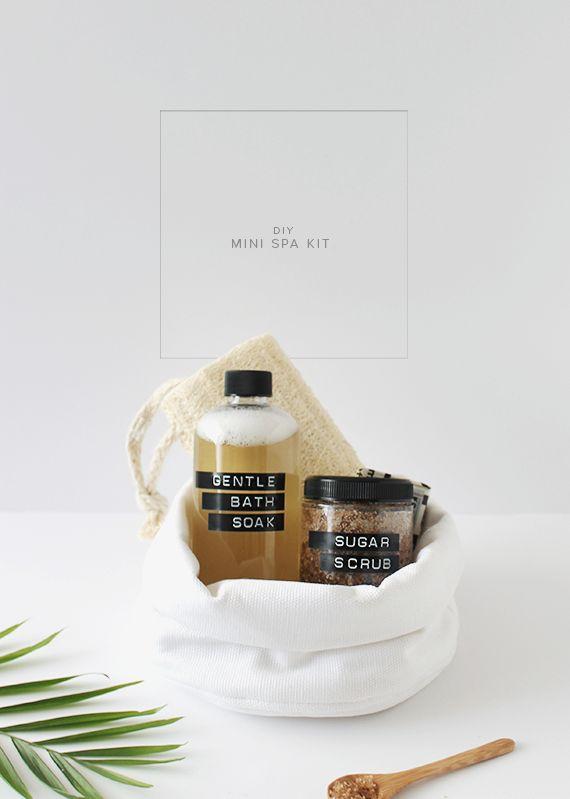 Diy Home Diy Mini Spa Kit Almost Makes Perfect Listfender