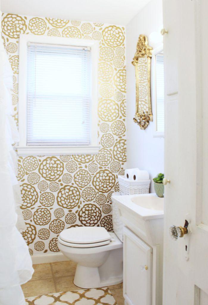 Bathroom Makeover Quotes diy home : glam bathroom makeover - listfender | leading