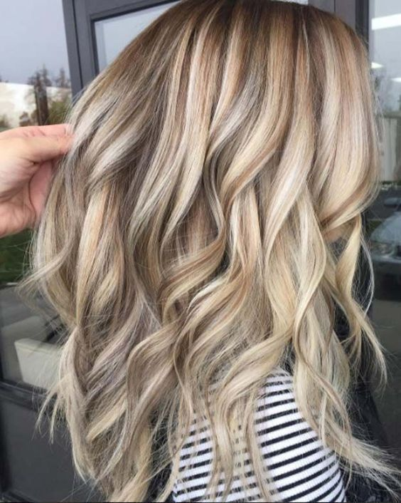 Hair Styles Ideas 20 Beautiful Blonde Highlight Hair Color Ideas