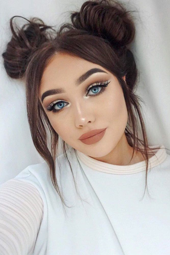 Hair Styles Ideas See More Ideas For Your Makeup And Hairstyle To