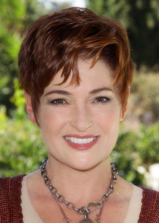 Trendy Short Pixie Haircuts For Women Over 50 Listfender