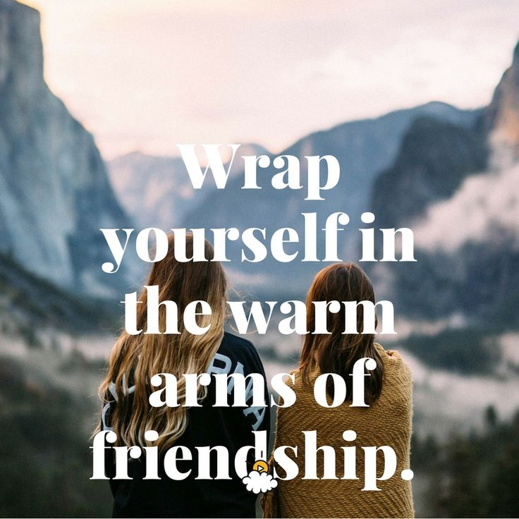 inspirational quotes wrap yourself in the warm arms of