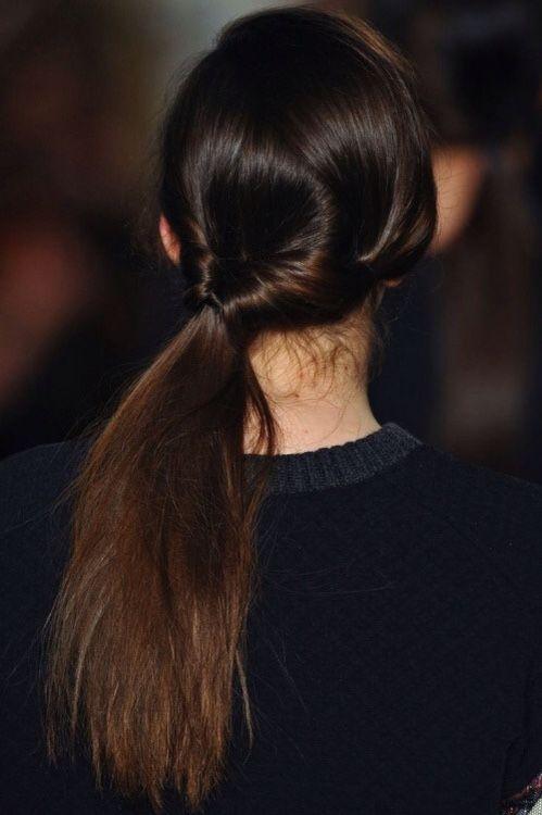Hair Styles Ideas Ponytail Listfender Leading Inspiration