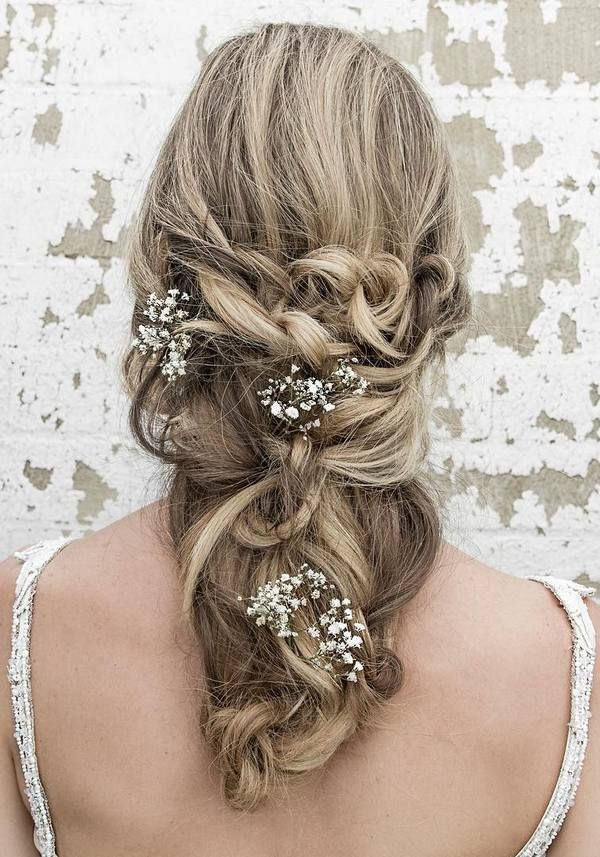 Wedding Hairstyles Long Wedding Hairstyles Via Vanessa Barney Hair