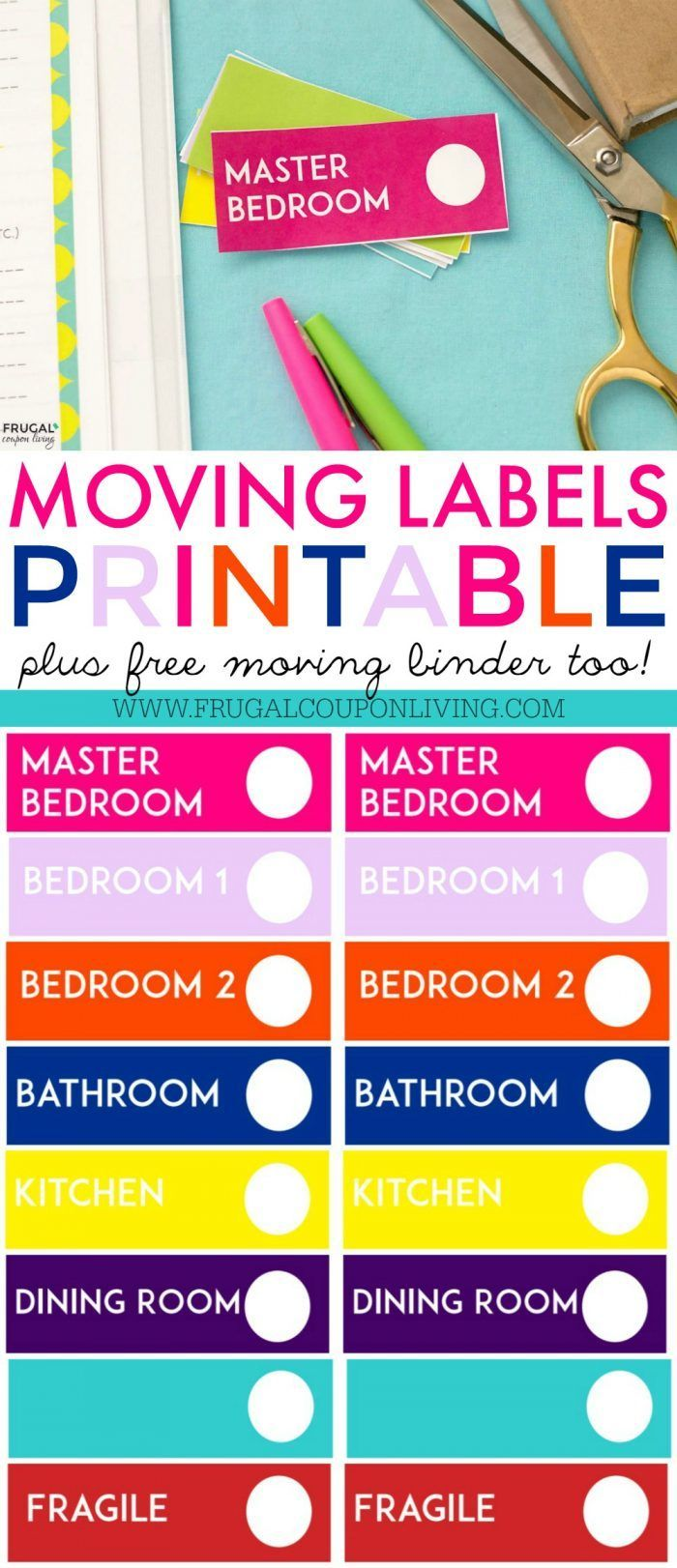picture regarding Printable Moving Labels referred to as Suitable Plans For Do it yourself Crafts : Absolutely free Relocating Binder Printable