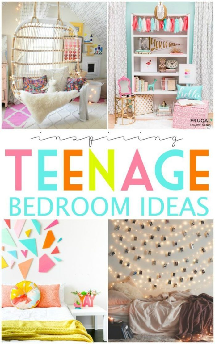 Bedroom For Teenage Girl