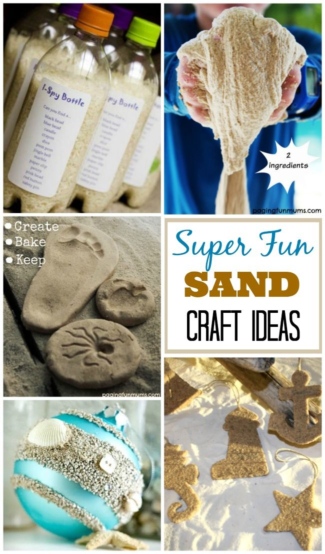 Best Ideas For Diy Crafts Lots Of Super Fun Craft Ideas Using Sand