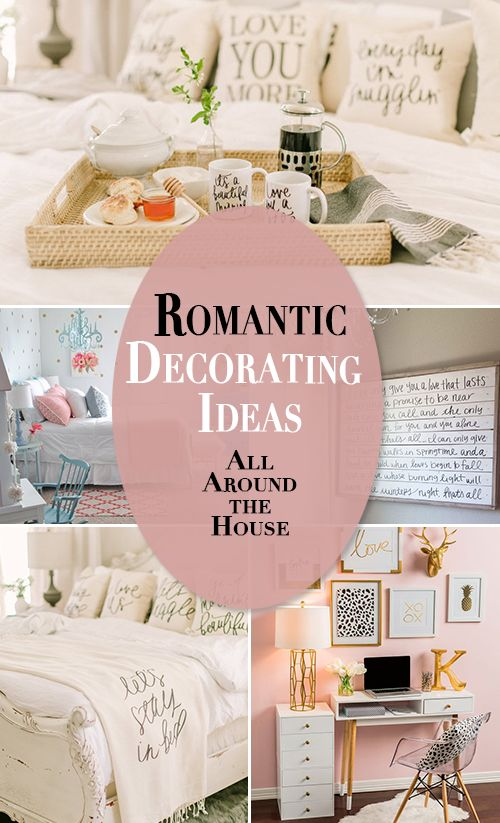 Best ideas for diy crafts romantic decorating ideas all for Diy crafts with things around the house