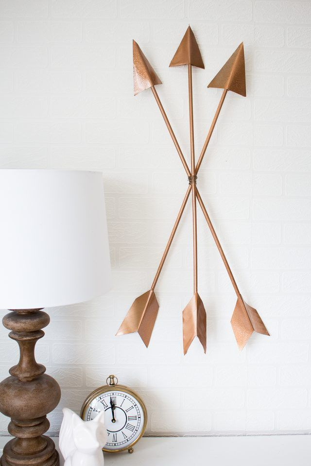 Arrows Are Traditional Native American Symbols Which Can Have An