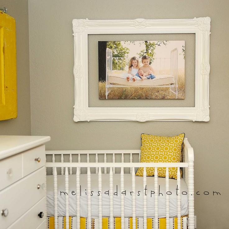 Diy Home Frame Around A Canvas Listfender Leading
