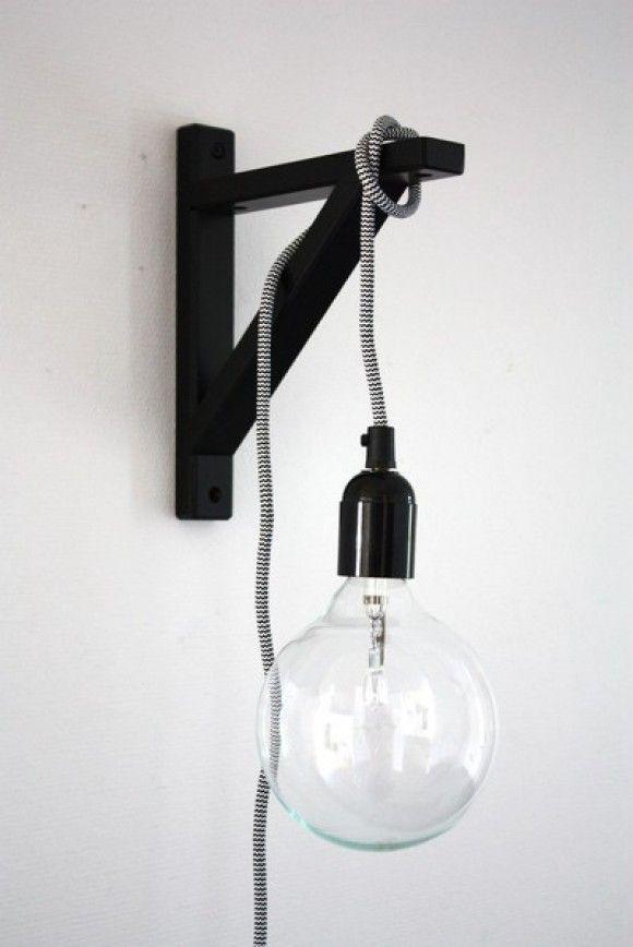 Bracket Hanging Pendant Lamp What A
