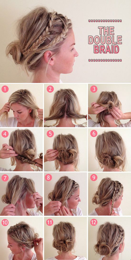 Hair Styles Ideas 11 Interesting And Useful Hair Tutorials For