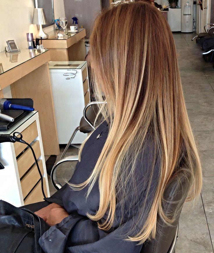 Hair Styles Ideas Beautiful Ombre Balayage At Gleam Hair Studio