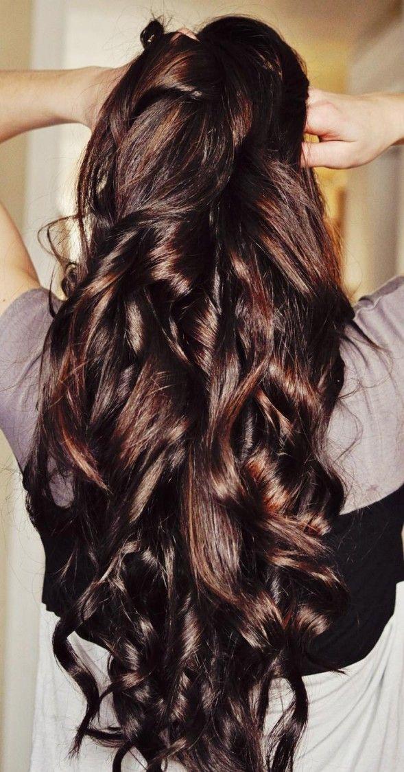 Hair Styles Ideas Great Fall Color Listfender Leading