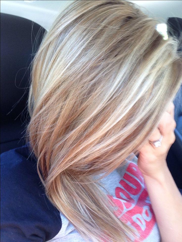 Hair Styles Ideas Honey Ash Blonde Highlights Listfender