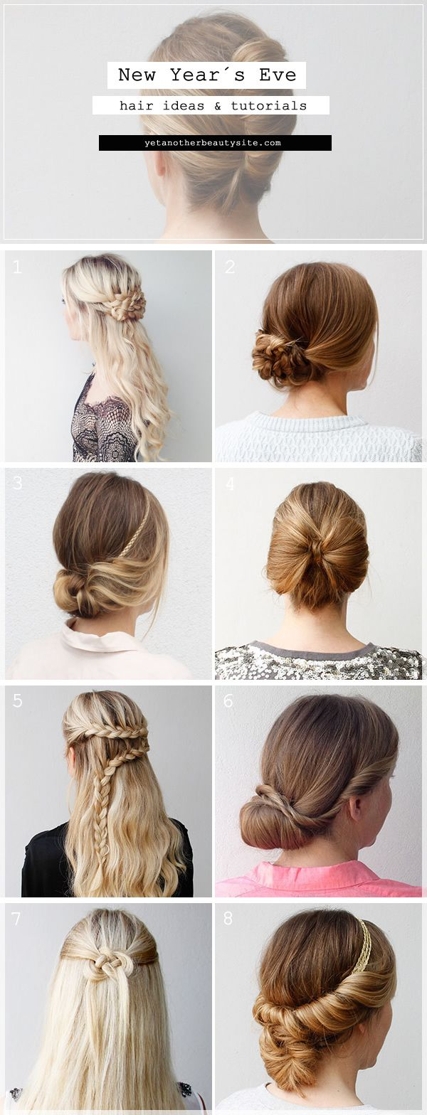 Hair Styles Ideas New Year S Eve Hair Listfender Leading Inspiration Magazine Shopping Trends Lifestyle More
