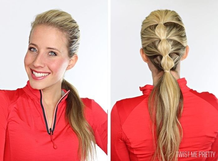 Hair Styles Ideas Summer Hairstyles For Summer Cute Ponytail Ideas