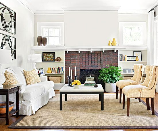 Living room decor find ways to update your living room for Update living room ideas