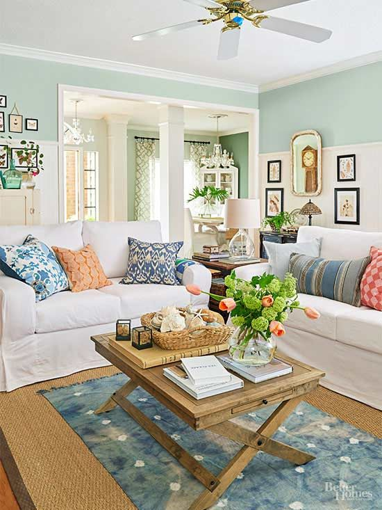 Living room decor give your living room a new look with these simple changes you can do to for How to make my living room look more modern