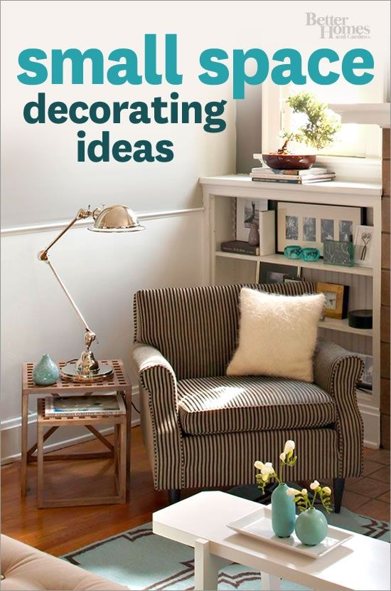 Living Room Decor Turn Small Spaces Into Chic And Functional Rooms