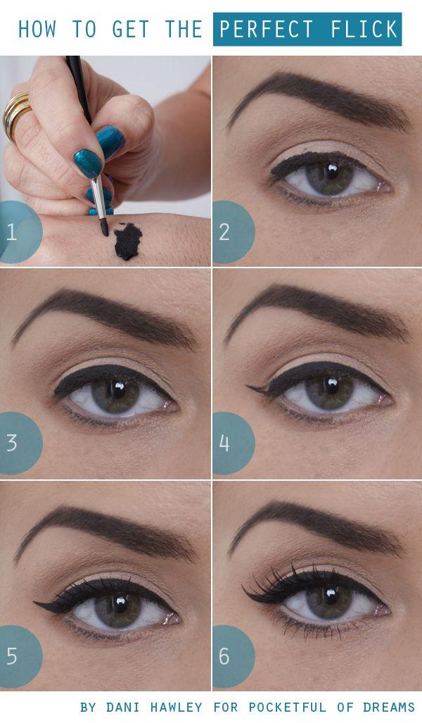 Makeup Tips Love Cat Eyes Listfender Leading Inspiration
