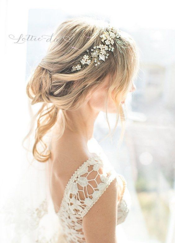 Wedding Hairstyles :