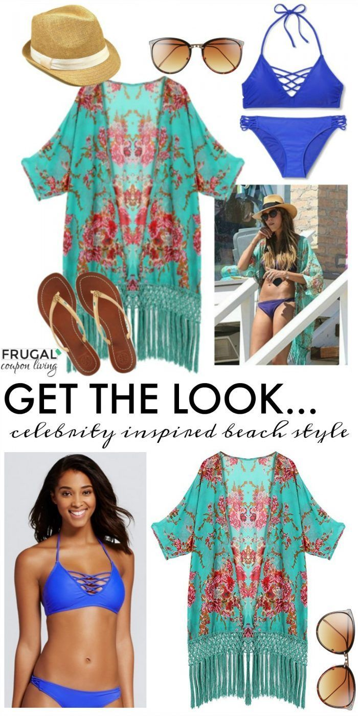 Best Ideas For Diy Crafts Frugal Fashion Friday Celebrity Inspired Beach Style On Frugal