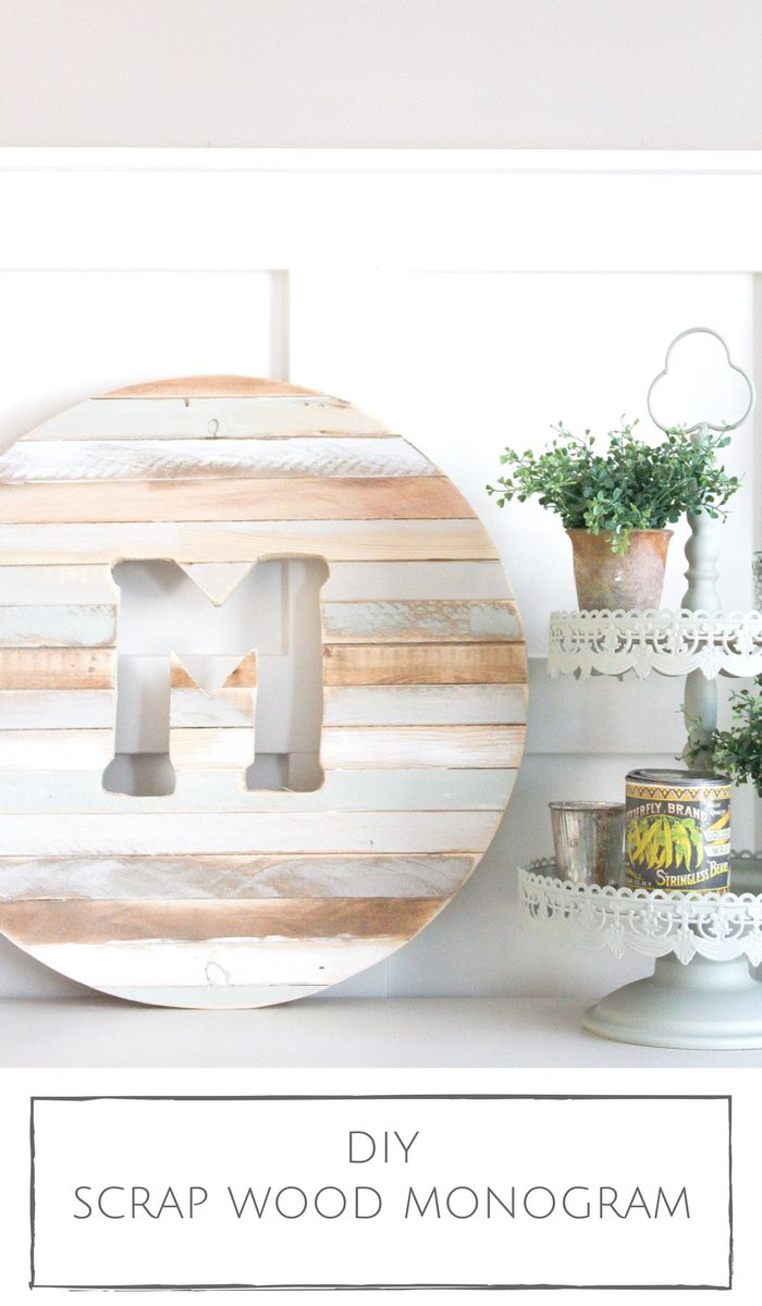 Beautiful Wall Decor Home : Diy home turn your scrap wood into beautiful wall decor