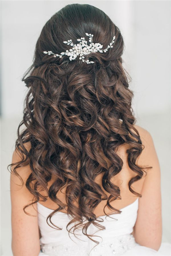 Wedding Hairstyles Half Up Half Down Wedding Hairstyles For Long Hair Listfender Leading Inspiration Magazine Shopping Trends Lifestyle More