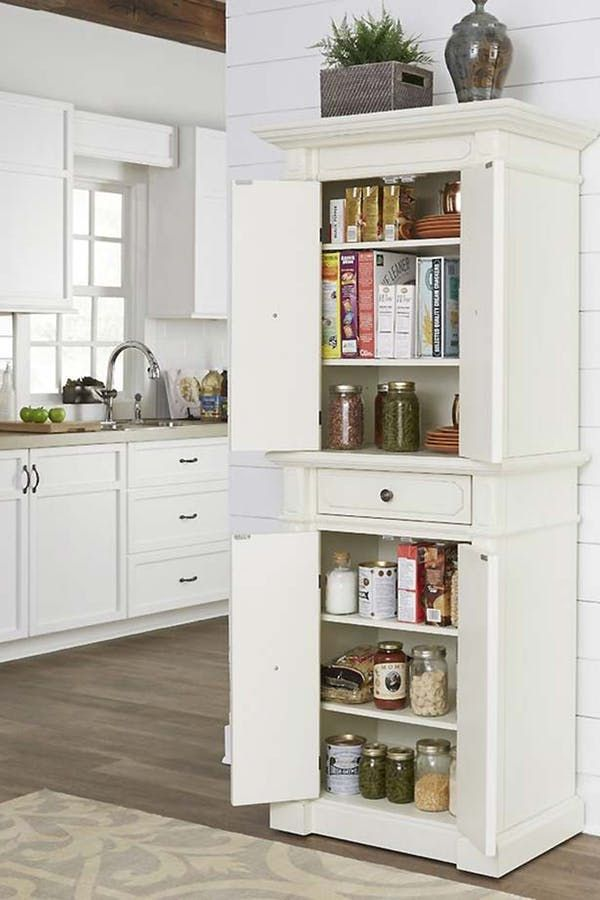 Life hacks 21 easy ways to add extra storage to your for Extra kitchen storage