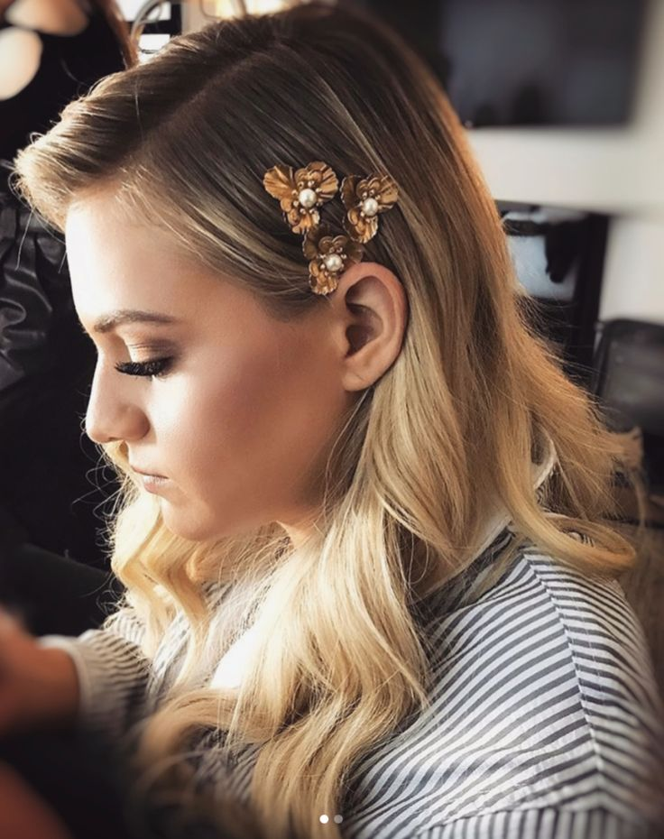 62 Cute Holiday Hairstyles Perfect For New Years Party 2017 2018