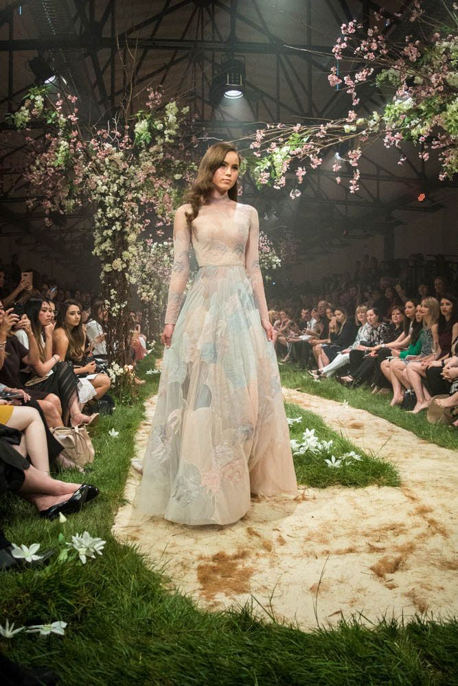 Description Australian Designer Paolo Sebastian Just Released A Disney Inspired Couture Wedding Dress