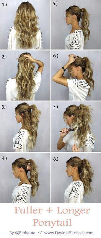 Awe Inspiring Hair Styles Ideas Diy Cool Easy Hairstyles That Real People Can Schematic Wiring Diagrams Amerangerunnerswayorg