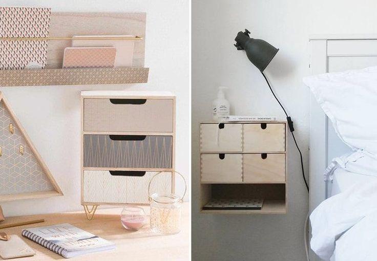 Diy Home 10 Fede Ikea Hacks Pa Moppe Mini Kommoden Listfender