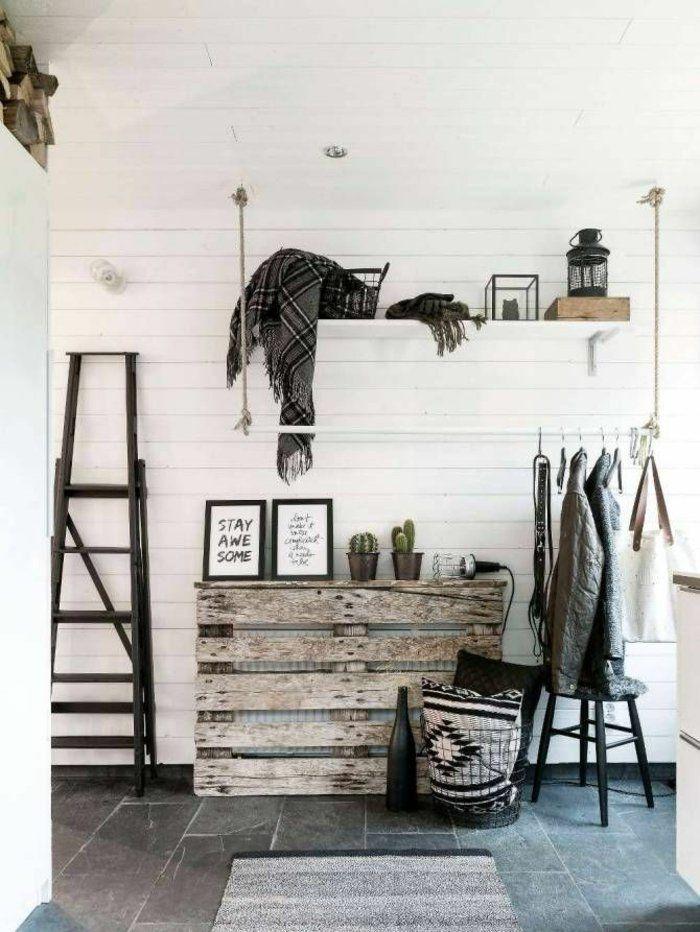 Diy Home Heizkörperverkleidung Wohnzimmer Flur Europalette
