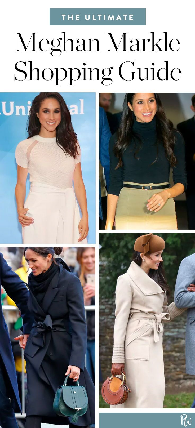 b273dc54ec0d Life Hacks   Everything You Need to Copy Meghan Markle s Chic Style ...