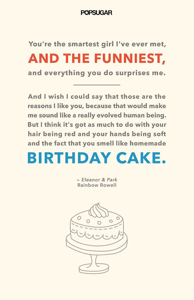 Love Quotes Rainbow Rowell's Best Book Quotes On Love Eleanor Magnificent Book Love Quotes