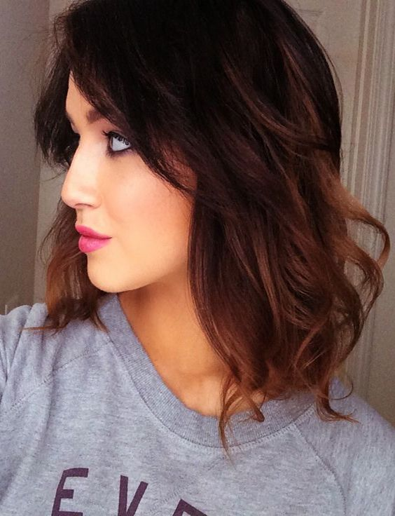 Hair Styles Ideas The Best Winter Hair Colors You Ll Be Dying For