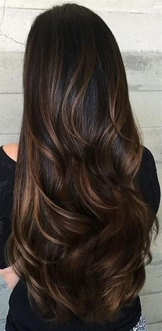 Hair Styles Ideas The Best Winter Hair Colors Youll Be Dying For