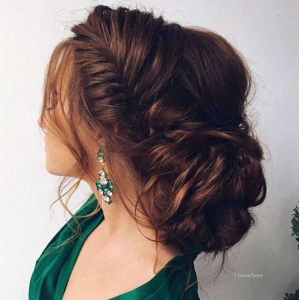 Wedding Hairstyles Ulyana Aster Wedding Hairstyles Inspiration