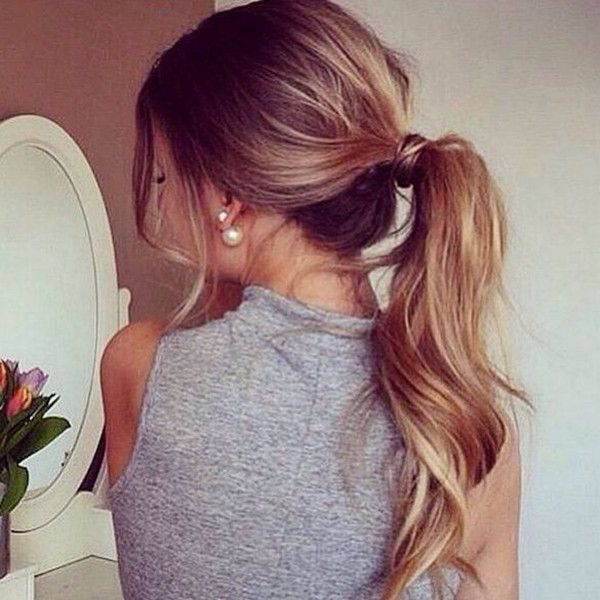 Fantastic Hair Styles Ideas Classic Curly Ponytail For Brown Long Hair Schematic Wiring Diagrams Amerangerunnerswayorg